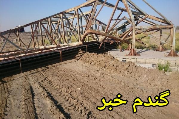 تابلو تمثال شهیدان میرحسینی